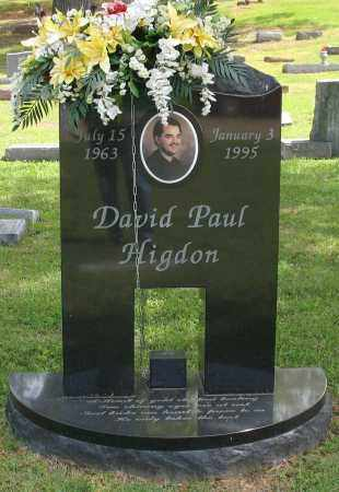 HIGDON, DAVID PAUL - Garland County, Arkansas | DAVID PAUL HIGDON - Arkansas Gravestone Photos
