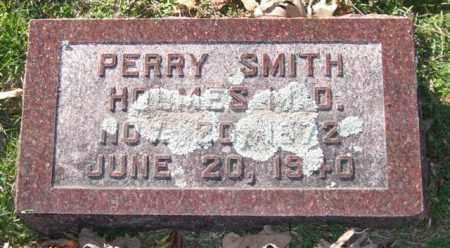 HOLMES, PERRY SMITH - Garland County, Arkansas   PERRY SMITH HOLMES - Arkansas Gravestone Photos
