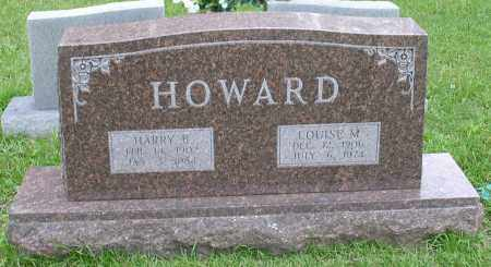 HOWARD, HARRY B. - Garland County, Arkansas | HARRY B. HOWARD - Arkansas Gravestone Photos