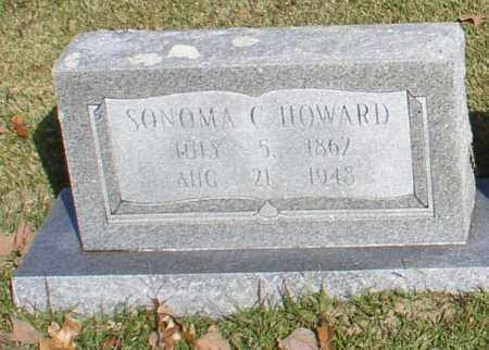 HOWARD, SONOMA C. - Garland County, Arkansas | SONOMA C. HOWARD - Arkansas Gravestone Photos