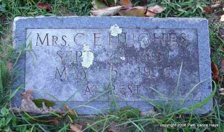 HUGHES, CHRISTEN E. - Garland County, Arkansas | CHRISTEN E. HUGHES - Arkansas Gravestone Photos