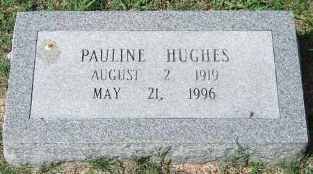 HUGHES, PAULINE - Garland County, Arkansas | PAULINE HUGHES - Arkansas Gravestone Photos