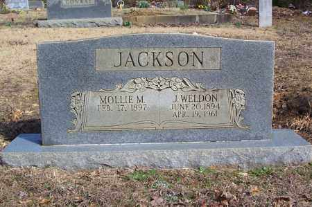JACKSON, MOLLIE M. - Garland County, Arkansas | MOLLIE M. JACKSON - Arkansas Gravestone Photos