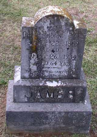 JAMES, DANIEL JEFFERSON - Garland County, Arkansas | DANIEL JEFFERSON JAMES - Arkansas Gravestone Photos