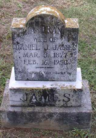 HUNT JAMES, DELIA FRANCES - Garland County, Arkansas | DELIA FRANCES HUNT JAMES - Arkansas Gravestone Photos