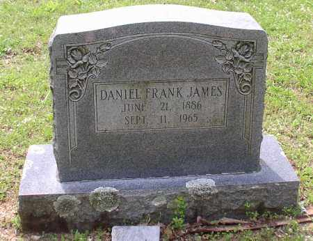 JAMES, DANIEL FRANK - Garland County, Arkansas | DANIEL FRANK JAMES - Arkansas Gravestone Photos