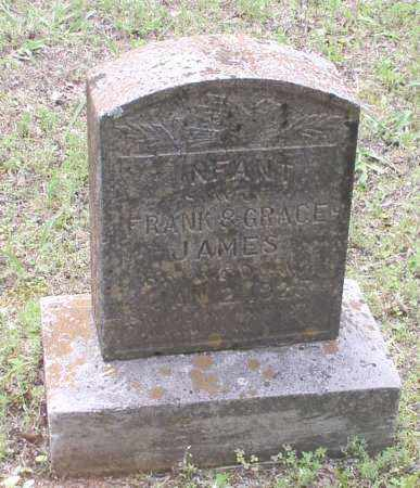 JAMES, INFANT SON - Garland County, Arkansas | INFANT SON JAMES - Arkansas Gravestone Photos