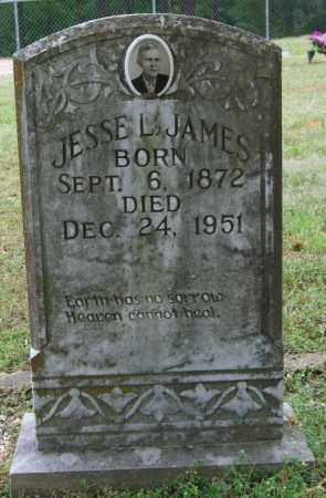 JAMES, JESSE L. - Garland County, Arkansas | JESSE L. JAMES - Arkansas Gravestone Photos