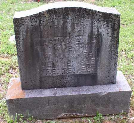 JAMES (OBIT), MARTHA ELLEN - Garland County, Arkansas | MARTHA ELLEN JAMES (OBIT) - Arkansas Gravestone Photos