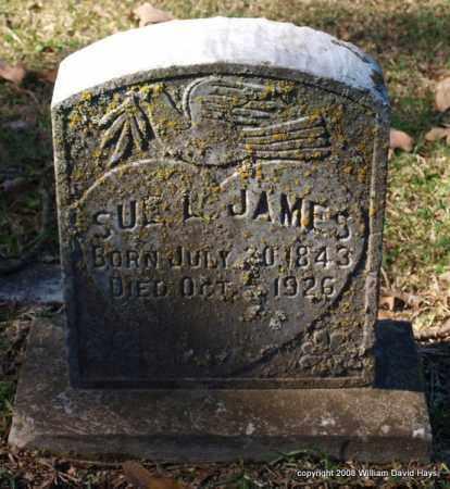 JAMES, SUE L. - Garland County, Arkansas | SUE L. JAMES - Arkansas Gravestone Photos