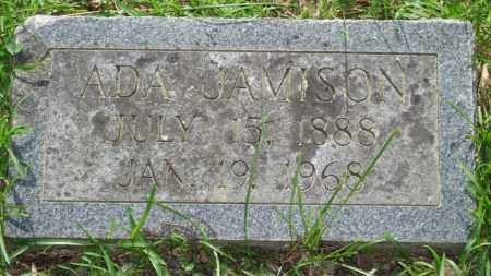 JAMISON, ADA - Garland County, Arkansas | ADA JAMISON - Arkansas Gravestone Photos