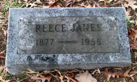 JANES, REECE - Garland County, Arkansas | REECE JANES - Arkansas Gravestone Photos