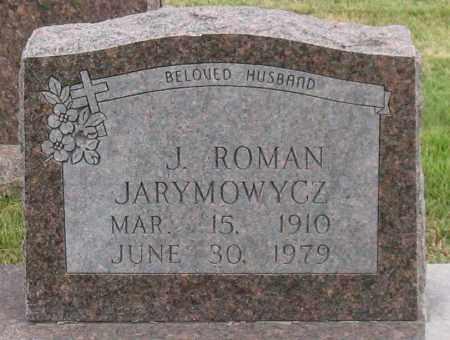 JARYMOWYCA, J. ROMAN - Garland County, Arkansas | J. ROMAN JARYMOWYCA - Arkansas Gravestone Photos