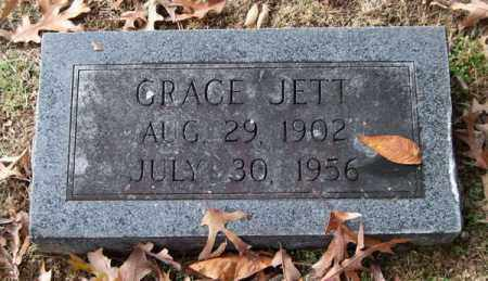 JETT, GRACE - Garland County, Arkansas | GRACE JETT - Arkansas Gravestone Photos