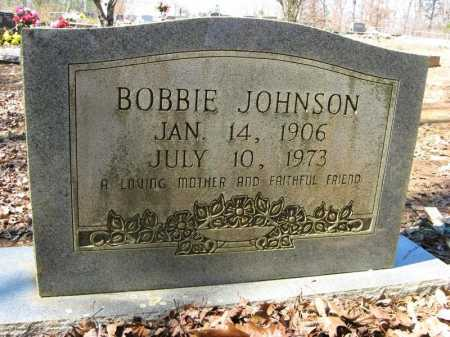JOHNSON, BOBBIE - Garland County, Arkansas | BOBBIE JOHNSON - Arkansas Gravestone Photos