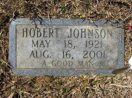 JOHNSON, HOBERT - Garland County, Arkansas | HOBERT JOHNSON - Arkansas Gravestone Photos