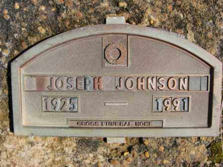 JOHNSON, JOSEPH - Garland County, Arkansas | JOSEPH JOHNSON - Arkansas Gravestone Photos