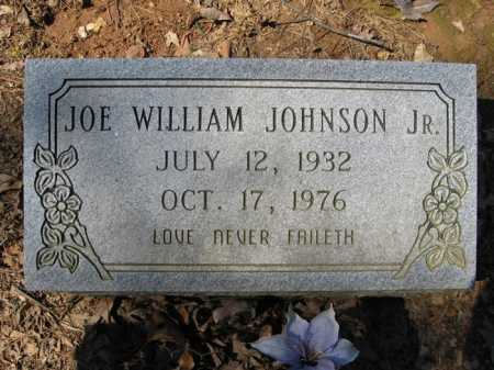 JOHNSON, JR., JOE WILLIAM - Garland County, Arkansas | JOE WILLIAM JOHNSON, JR. - Arkansas Gravestone Photos