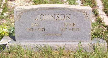 GRISHAM JOHNSON, EFFIE - Garland County, Arkansas | EFFIE GRISHAM JOHNSON - Arkansas Gravestone Photos