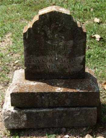JONES, GEORGIE - Garland County, Arkansas | GEORGIE JONES - Arkansas Gravestone Photos