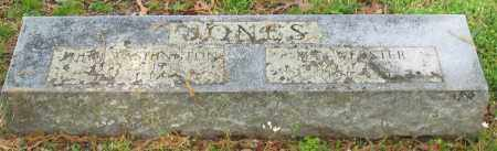 WEBSTER JONES, MAY - Garland County, Arkansas | MAY WEBSTER JONES - Arkansas Gravestone Photos