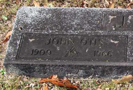 JONES, JOHN OTIS (CLOSE UP) - Garland County, Arkansas | JOHN OTIS (CLOSE UP) JONES - Arkansas Gravestone Photos