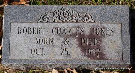 JONES, ROBERT CHARLES - Garland County, Arkansas | ROBERT CHARLES JONES - Arkansas Gravestone Photos