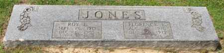 JONES, FLORENCE E. - Garland County, Arkansas | FLORENCE E. JONES - Arkansas Gravestone Photos