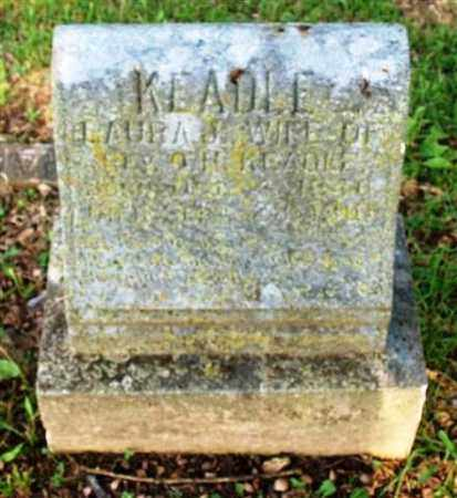 KEADLE, LAURA J. - Garland County, Arkansas | LAURA J. KEADLE - Arkansas Gravestone Photos
