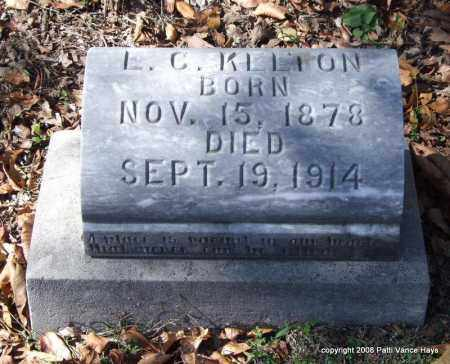 KELTON, EDWARD C. - Garland County, Arkansas | EDWARD C. KELTON - Arkansas Gravestone Photos