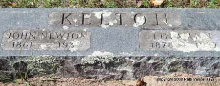 KELTON, JOHN NEWTON - Garland County, Arkansas | JOHN NEWTON KELTON - Arkansas Gravestone Photos