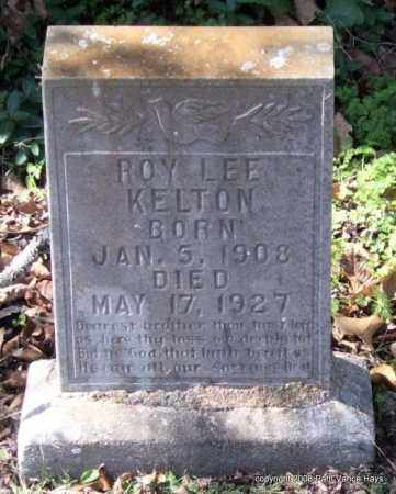 KELTON, ROY LEE - Garland County, Arkansas | ROY LEE KELTON - Arkansas Gravestone Photos