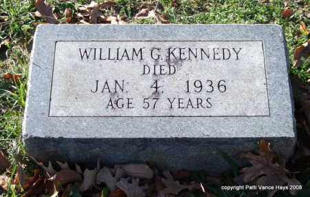 KENNETH, WILLIAM G. - Garland County, Arkansas | WILLIAM G. KENNETH - Arkansas Gravestone Photos