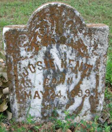 KENT, JOSIE - Garland County, Arkansas | JOSIE KENT - Arkansas Gravestone Photos