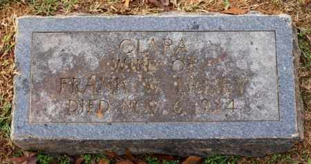 LAMEY, CLARA - Garland County, Arkansas | CLARA LAMEY - Arkansas Gravestone Photos