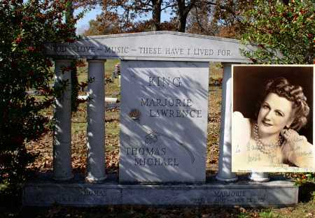 LAWRENCE (FAMOUS), MARJORIE - Garland County, Arkansas | MARJORIE LAWRENCE (FAMOUS) - Arkansas Gravestone Photos