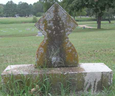 LEDGER, MINNIE - Garland County, Arkansas | MINNIE LEDGER - Arkansas Gravestone Photos