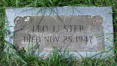 LESTER, LEO - Garland County, Arkansas | LEO LESTER - Arkansas Gravestone Photos