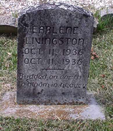 LIVINGSTON, EARLENE - Garland County, Arkansas | EARLENE LIVINGSTON - Arkansas Gravestone Photos