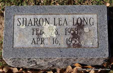 LONG, SHARON LEA - Garland County, Arkansas | SHARON LEA LONG - Arkansas Gravestone Photos