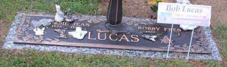 LUCAS, BOBBY FRED - Garland County, Arkansas | BOBBY FRED LUCAS - Arkansas Gravestone Photos