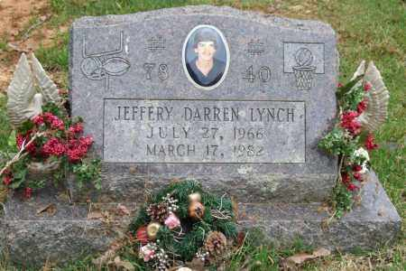 LYNCH, JEFFERY DARREN - Garland County, Arkansas | JEFFERY DARREN LYNCH - Arkansas Gravestone Photos