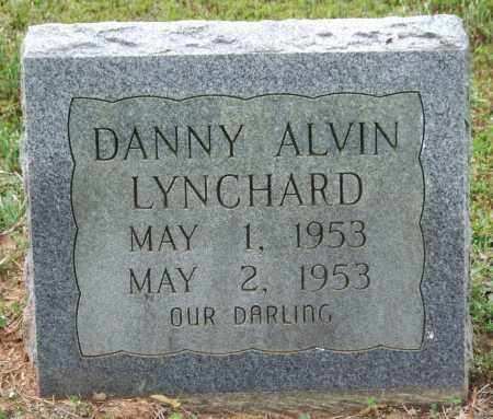LYNCHARD, DANNY ALVIN - Garland County, Arkansas | DANNY ALVIN LYNCHARD - Arkansas Gravestone Photos