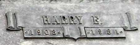 MADDOX, HARRY E. (CLOSE UP) - Garland County, Arkansas | HARRY E. (CLOSE UP) MADDOX - Arkansas Gravestone Photos