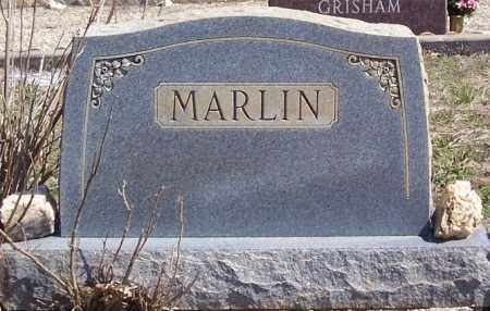 MARLIN, FAMILY HEADSTONE - Garland County, Arkansas | FAMILY HEADSTONE MARLIN - Arkansas Gravestone Photos