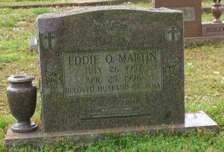 MARTIN, EDDIE O. - Garland County, Arkansas | EDDIE O. MARTIN - Arkansas Gravestone Photos