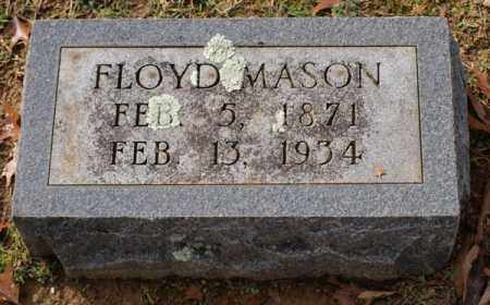 MASON, FLOYD - Garland County, Arkansas | FLOYD MASON - Arkansas Gravestone Photos