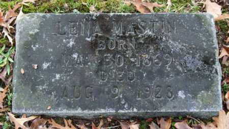 MASTIN, LENA - Garland County, Arkansas | LENA MASTIN - Arkansas Gravestone Photos