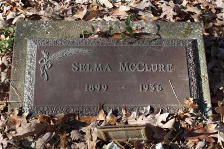 MCCLURE, SELMA - Garland County, Arkansas | SELMA MCCLURE - Arkansas Gravestone Photos