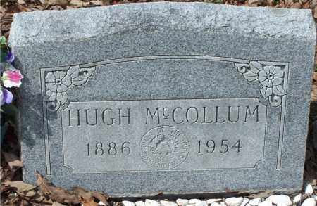 MCCOLLUM, HUGH - Garland County, Arkansas | HUGH MCCOLLUM - Arkansas Gravestone Photos